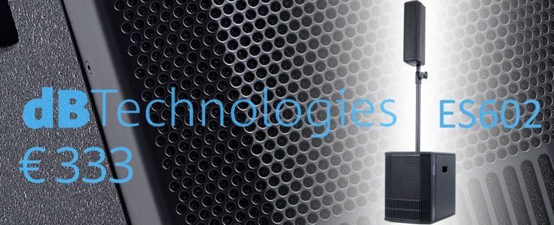 dB Technologies ES602